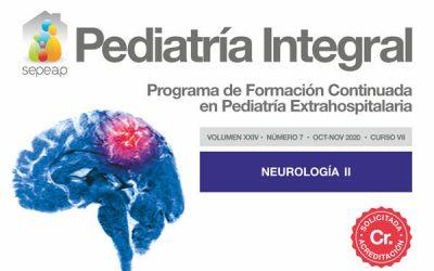 Pediatría Integral continúa profundizando en los temas de neurología en su nuevo número recién publicado