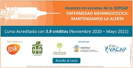 Más de un millar de personas han participado en el Curso de Avances en vacunas de la SEPEAP sobre Enfermedad Meningocócica