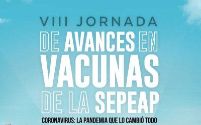 La VIII Jornada de Avances en Vacunas se celebrará on-line en febrero del 2021
