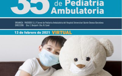 35ª Jornada de Pediatria Ambulatoria