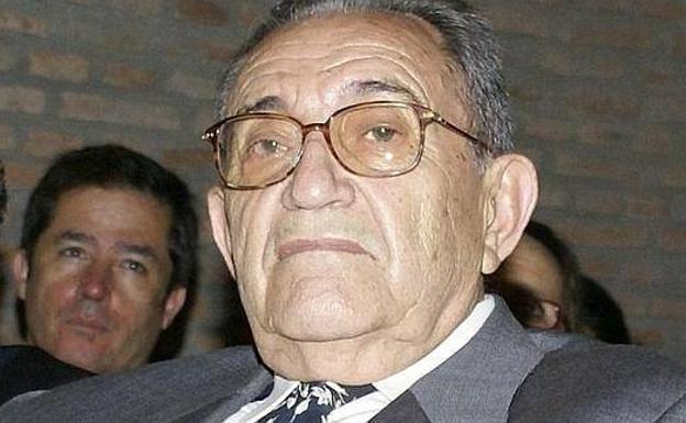 Antonio Martínez Valverde, foto propuedad del @Diario Sur