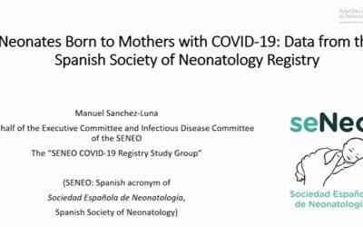 Neonatos nacidos de madres infectadas por SARS-COV-2: datos procedentes de la Sociedad Española de Neonatología