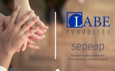 La SEPEAP firma un convenio de colaboración con la Fundación LABE