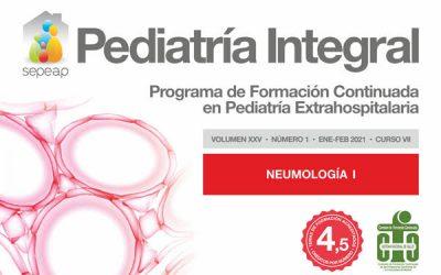 Pediatría Integral ha publicado el primero de los dos números dedicados a Neumología
