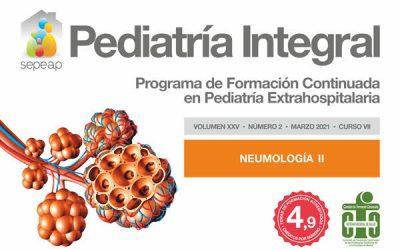 Pediatría Integral ha publicado el segundo de los dos números dedicados a Neumología