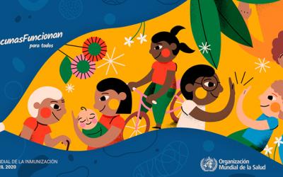 Semana mundial de la inmunización 2021
