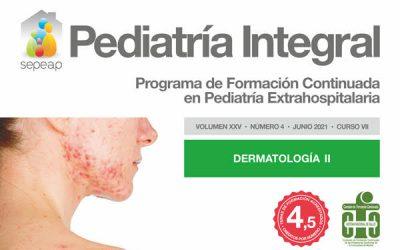 Pediatría Integral ha publicado el segundo de los dos números dedicados a Dermatología