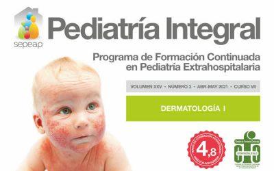 Pediatría Integral ha publicado el primero de los dos números dedicados a Dermatología