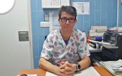 Los pediatras de Atención Primaria felicitan a Luis Carlos Blesa como nuevo presidente de la Asociación Española de Pediatría