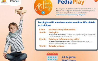 Patologías ORL más frecuentes en niños. Más allá de  lo cotidiano
