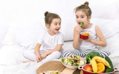 Alimentación saludable (y no saludable)