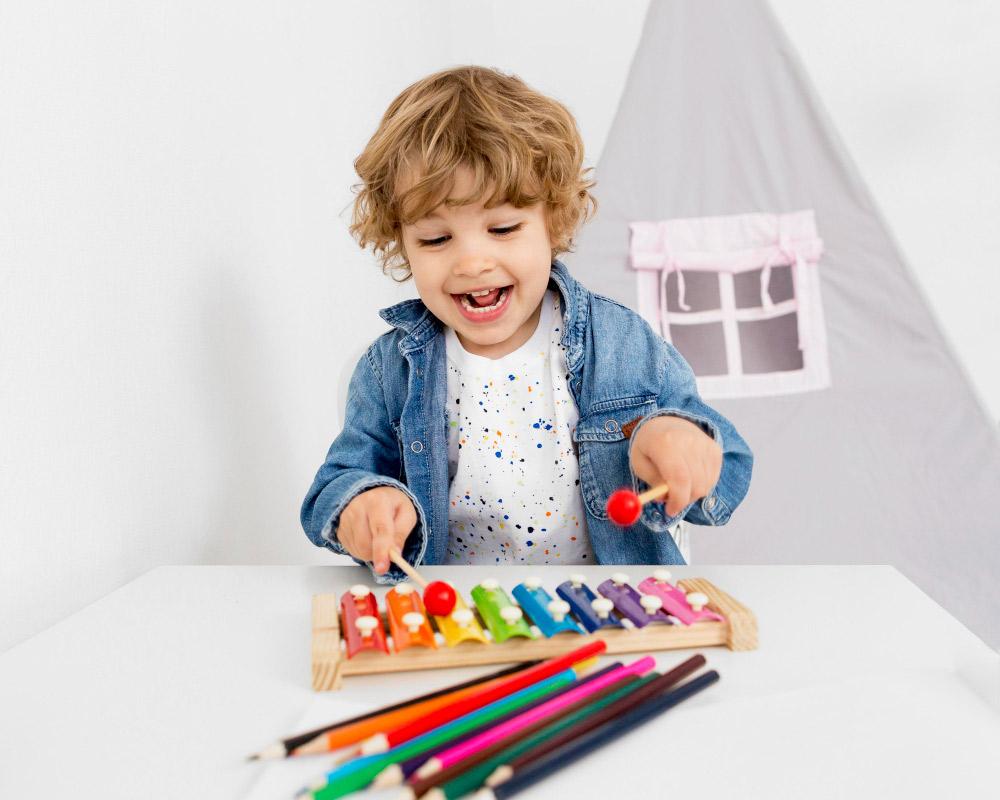 etapa preescolar en niños
