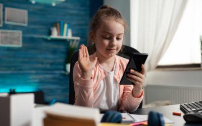 Los niños y el tiempo de pantalla con Laboratorios Heel