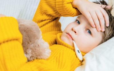 Su hijo tiene bronquiolitis, ¿qué hay que saber?