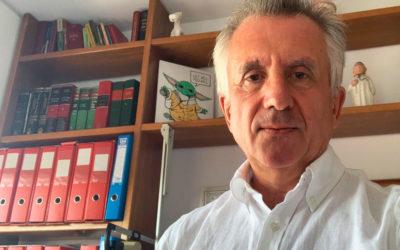 """Entrevista a Josep de la Flor: """"Nunca se había hablado tanto de las TDR como en la pandemia"""""""