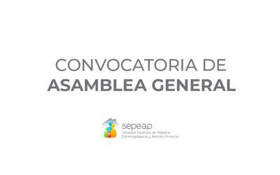 Convocatoria de Asamblea General