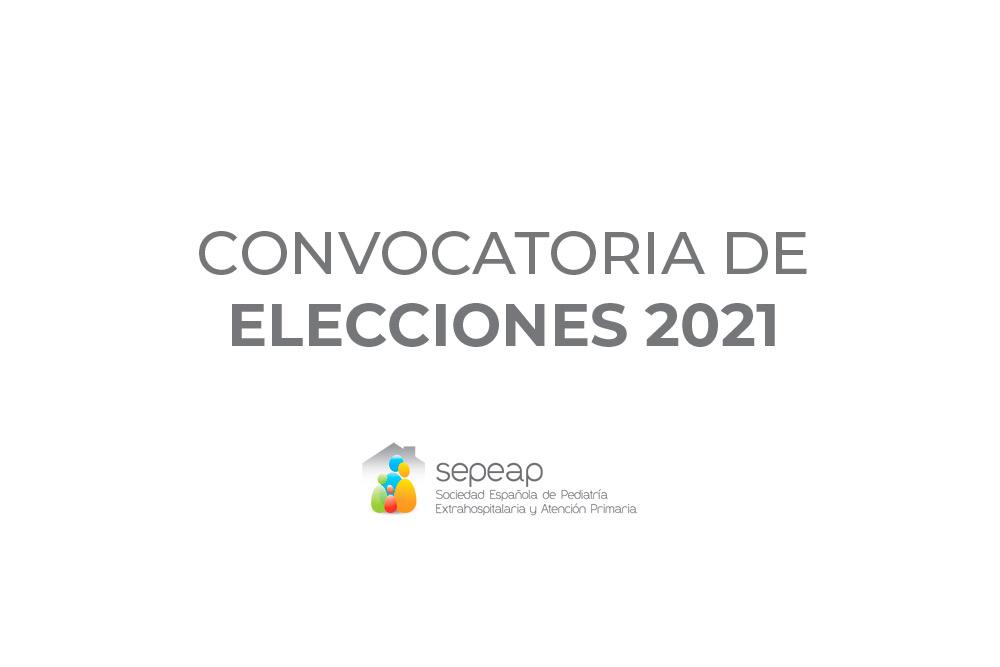 convocatoria de elecciones SEPEAP 2021