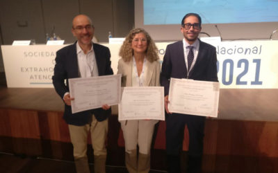 Los pediatras Eva Civantos, Pedro Javier Rodríguez y Antonio Rodríguez Núñez, nuevos Socios de Honor de la SEPEAP
