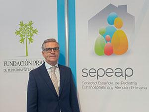 Cristóbal Coronel presidente SEPEAP