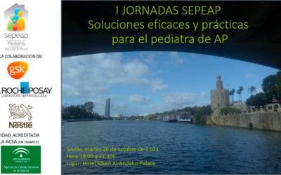 I Jornadas SEPEAP: Soluciones eficaces y prácticas para el pediatra de AP