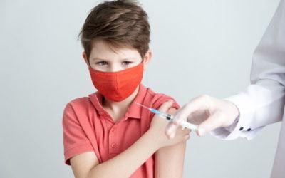 Vacunación COVID-19 en niños: ¿qué opinan sus padres?
